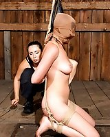 Nyssa Nevers Gets Marked
